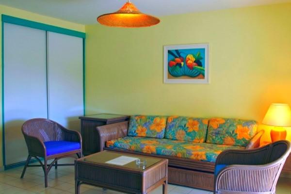 Chambre - Résidence hôtelière Le Vallon Pointe A Pitre Guadeloupe