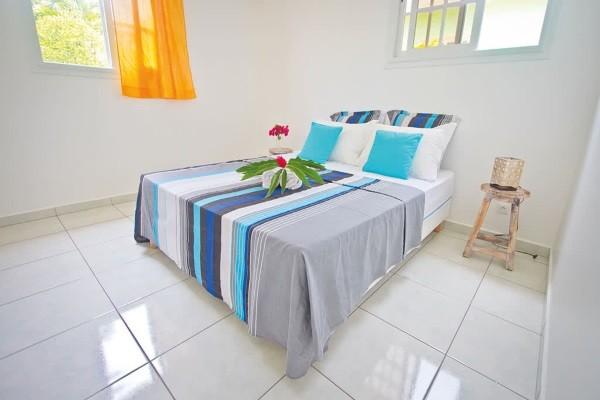 Chambre - Hôtel Oasis du Levant Pointe A Pitre Guadeloupe
