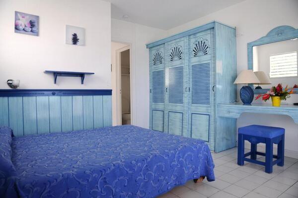 Chambre - Hôtel Résidence Tropicale Pointe A Pitre Guadeloupe