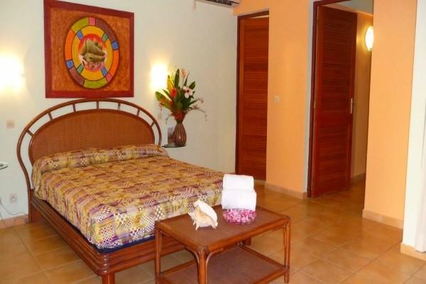 Chambre - Hôtel Ti Sucrier Pointe A Pitre Guadeloupe