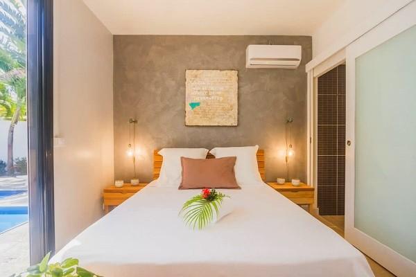 Chambre - Hôtel Villa Feliz Pointe A Pitre Guadeloupe