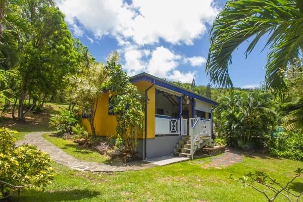 Facade - Résidence locative Habitation Capado Pointe A Pitre Guadeloupe