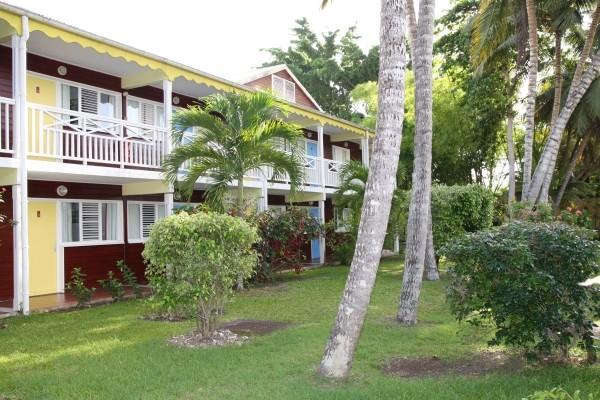 Facade - La Maison Créole 3* Pointe A Pitre Guadeloupe