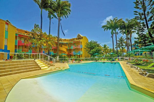 Piscine - Hôtel Canella Beach 3* Pointe A Pitre Guadeloupe