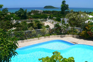 Vacances Deshaies: Résidence hôtelière Caraibes Bonheur