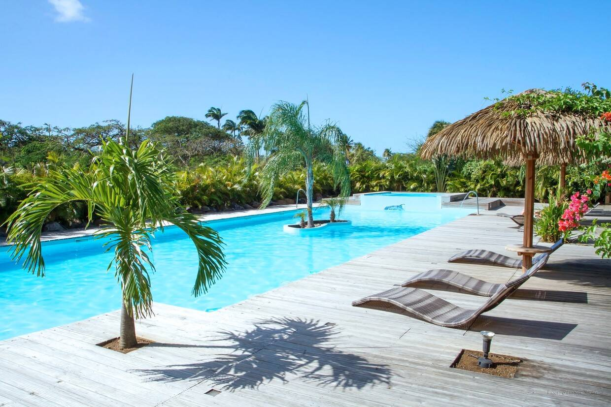 Piscine - Caraibes Royal 4* Pointe A Pitre Guadeloupe