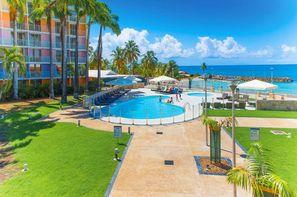 Guadeloupe-Pointe A Pitre, Hôtel Combiné 2 îles : Guadeloupe Karibea Clipper, Martinique Karibea Amandiers