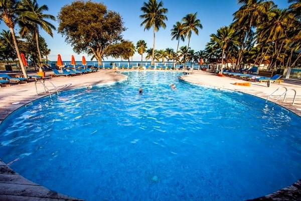 Piscine - Fort Royal 3* Pointe A Pitre Guadeloupe