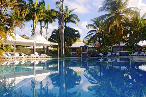 Piscine - Golf Village 3* Pointe A Pitre Guadeloupe