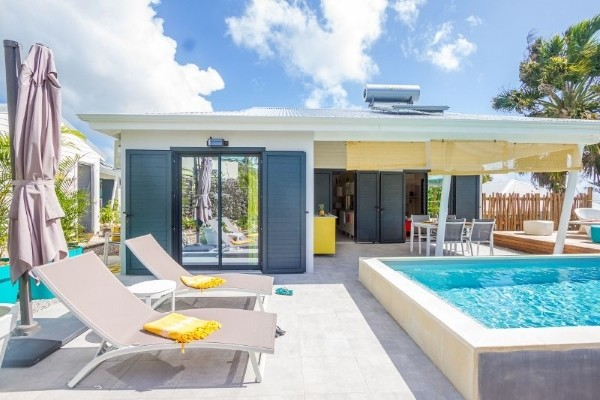 Piscine - Iguane House Villas & Micro Spa + Location Voiture