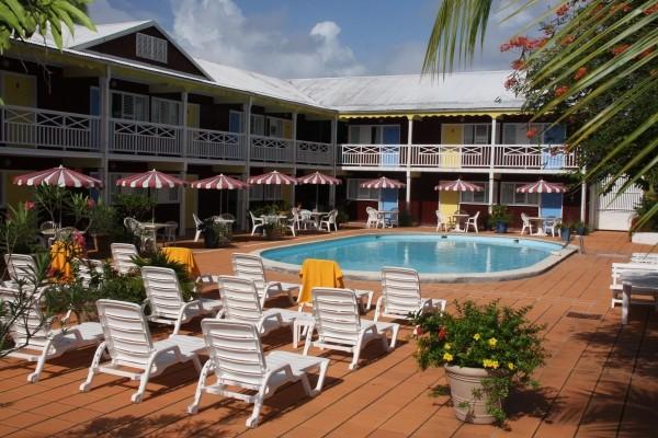 Piscine - La Maison Créole 3* Pointe A Pitre Guadeloupe
