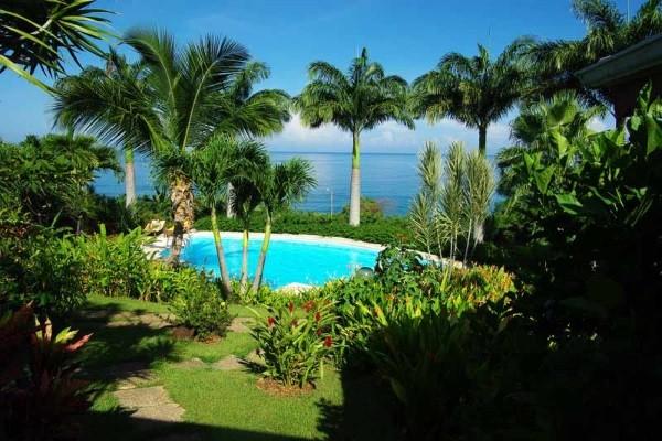 Piscine - Hôtel Ti Sucrier Pointe A Pitre Guadeloupe