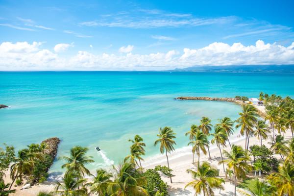 Plage - Hôtel Arawak Beach Resort 4* Pointe A Pitre Guadeloupe