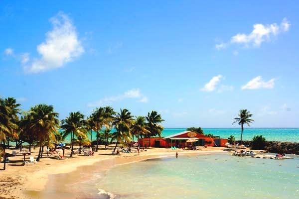 Plage - Hôtel Karibea Beach Hôtel 3* Pointe A Pitre Guadeloupe