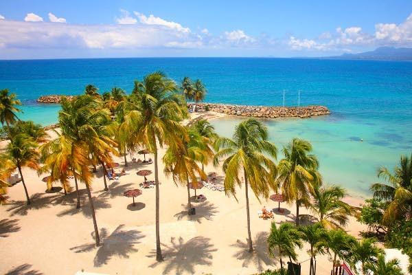 Karibea Beach Resort Gosier - Plage - Karibea Beach