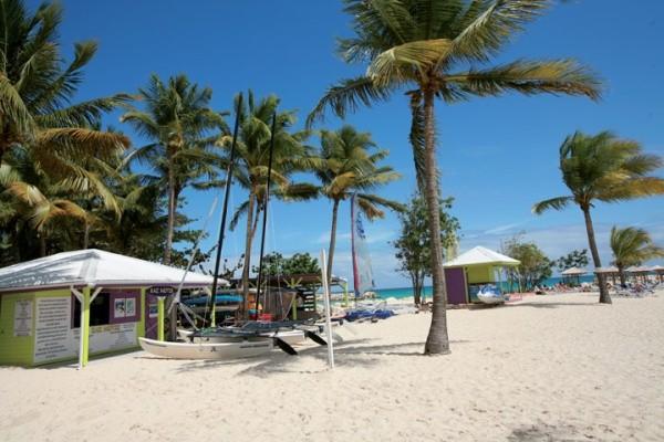 Plage - Hôtel La Créole Beach Hotel & Spa 4*