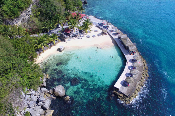Plage - Hôtel La Toubana Hotel & Spa 5* Pointe A Pitre Guadeloupe
