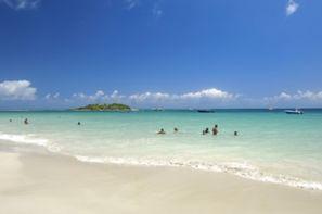 Guadeloupe-Pointe A Pitre, Hôtel Résidence Alamanda Jaune