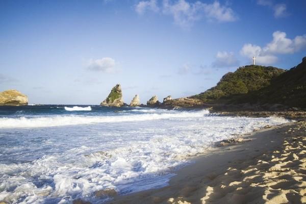 Plage - Résidence locative Villa Brind'Iles Pointe A Pitre Guadeloupe