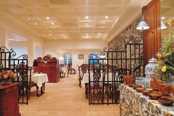 Restaurant - Hôtel Auberge De La Vieille Tour 4* Pointe A Pitre Guadeloupe