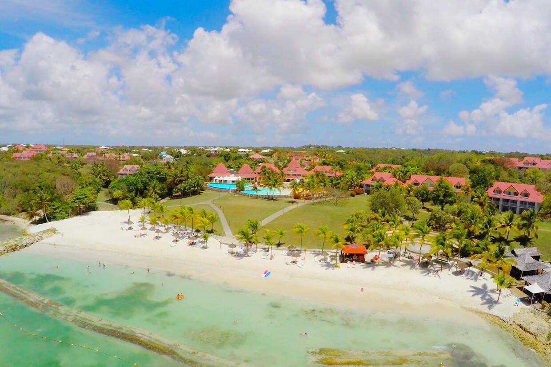 Vue panoramique - Village Vacances Pierre & Vacances Village Sainte-Anne Pointe A Pitre Guadeloupe