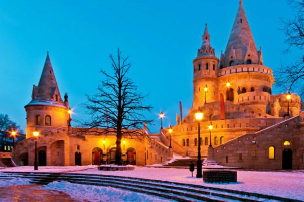 Ville - Hôtel Marché de Noel à Budapest 4* Budapest Hongrie