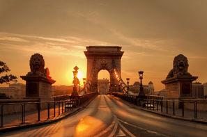 Hongrie-Budapest, Hôtel Nouvel An à Budapest