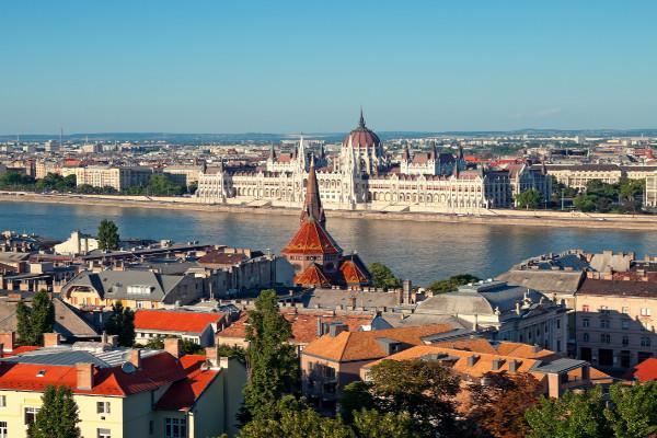 Ville - Hôtel Nouvel An à Budapest 4* Budapest Hongrie