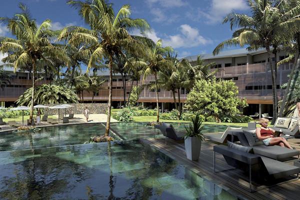 (fictif) - Hôtel Be Cosy Appart'hotel Mahebourg Ile Maurice