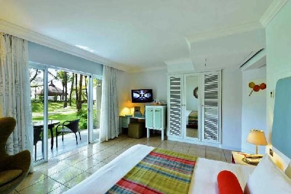 Chambre - Hôtel Ambre Resort & Spa 4* Mahebourg Ile Maurice