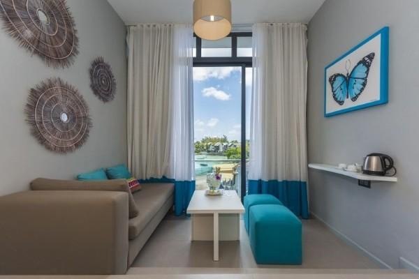 Chambre - Hôtel Azur Paradise 3* Mahebourg Ile Maurice