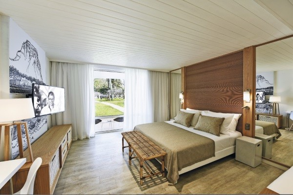 Chambre - Hôtel Canonnier Beachcomber Golf Resort & Spa 4* Mahebourg Ile Maurice