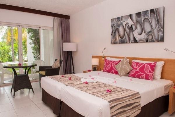 Chambre - Hôtel Casuarina Resort & Spa 4* Mahebourg Ile Maurice
