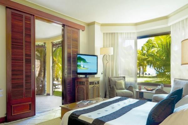 Chambre - Hôtel Dinarobin Beachcomber Golf Resort & Spa 5* Mahebourg Ile Maurice