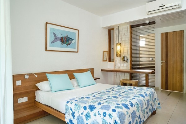 Chambre - Hôtel Emeraude Beach Attitude 3* Mahebourg Ile Maurice