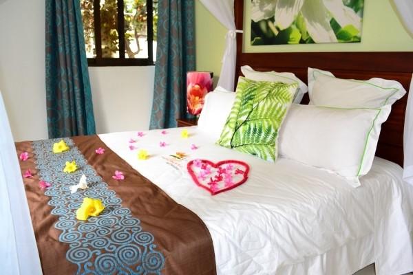 Chambre - Hôtel Flowers of paradise 3* Mahebourg Ile Maurice