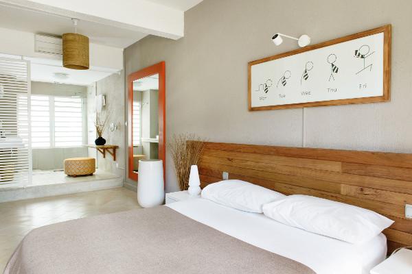 Chambre - Hôtel Friday Attitude 3* sup Mahebourg Ile Maurice