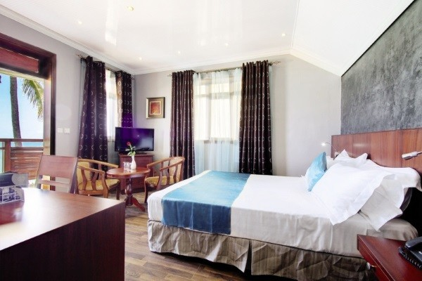 Chambre - Hôtel Gold Beach Resort & Spa 3* Mahebourg Ile Maurice