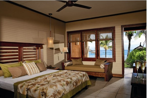 Chambre - Hôtel Heritage Awali Golf & Spa Resort 5* Mahebourg Ile Maurice