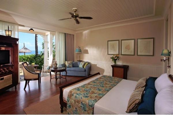 Chambre - Hôtel Heritage Le Telfair Golf & Wellness Resort 5* Mahebourg Ile Maurice