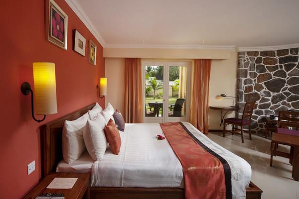 Chambre - Hôtel Jalsa Beach Hotel & Spa 4* Mahebourg Ile Maurice