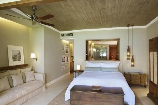 Chambre - Hôtel JW Mariott Mauritius Resort 5* Mahebourg Ile Maurice
