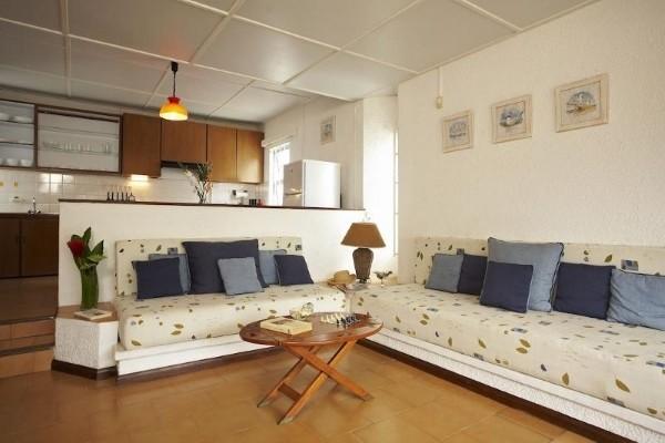 Chambre - Hôtel La Pointe Villas 3* Mahebourg Ile Maurice