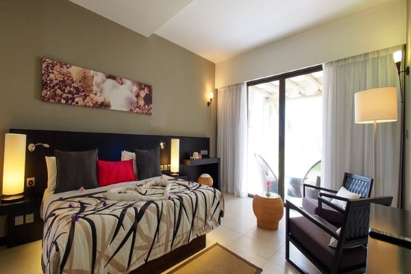 Chambre - Hôtel Maritim Crystals Beach 4* sup Mahebourg Ile Maurice