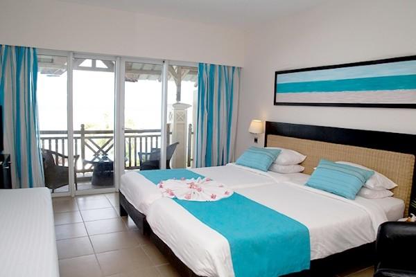 Chambre - Pearle Beach Resort & Spa Mauritius 4* Mahebourg Ile Maurice