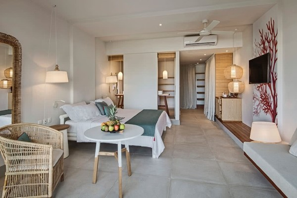 Chambre - Hôtel Preskil Beach Resort 4* Mahebourg Ile Maurice
