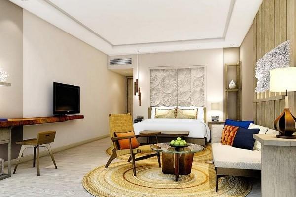 Chambre - Hôtel Shangri La's Le Touessrok Resort & Spa 5* Mahebourg Ile Maurice