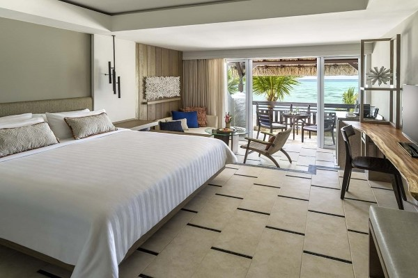 Chambre - Hôtel Shangri-La's Le Touessrok Resort & Spa 5* Mahebourg Ile Maurice