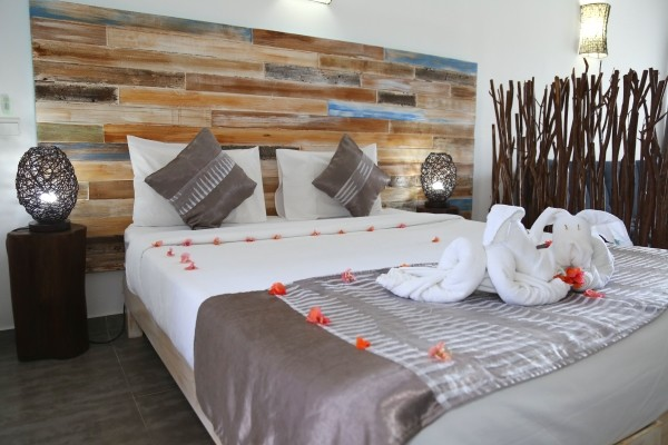 Chambre - Hôtel Stella Rina 3* Mahebourg Ile Maurice