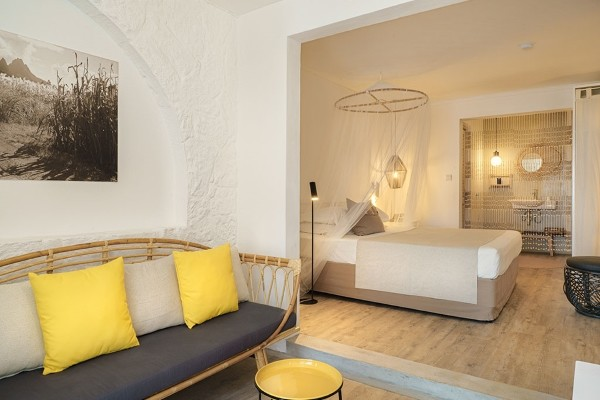 Chambre - Hôtel Tropical Attitude 3* Mahebourg Ile Maurice